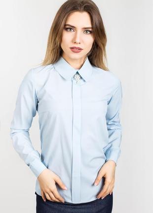 "Блуза ""брошь"""