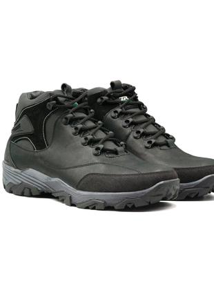 Мужские зимние ботинки натуральная кожа в наличии украина