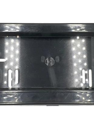 Рамки Шторки на номера с защитой 2 мотора