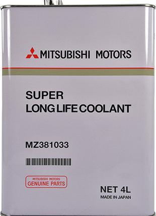 Антифриз концентрат Mitsubishi Long Life Antifrize Coolant 4л ...