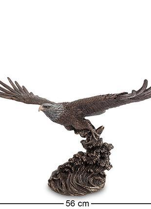 Статуэтка Veronese Орел на охоте 56 см 1903516