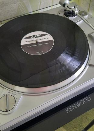 Проигрыватель винила Philips F 7114 synchro drive Philips GP 500