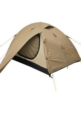 Палатка двухместная Terra Incognita Alfa 2 песочная
