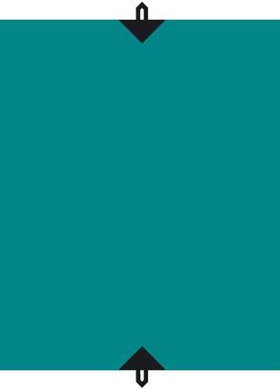 Тент походный Tramp 3x3м зелёный