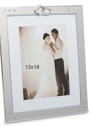 Фоторамка Bellezza Свадебная 20х25.5 см 1602042