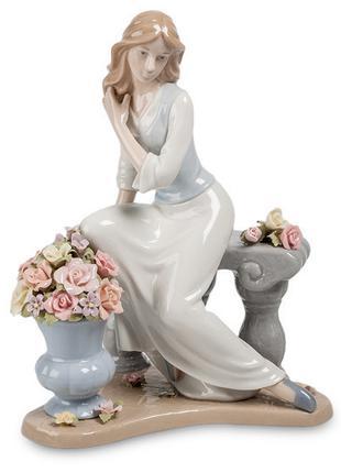 Статуэтка Pavone Девушка 20 см 1103202
