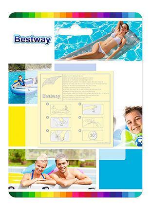 Ремкомплект для надувных изделий BW 62068, 10 латок