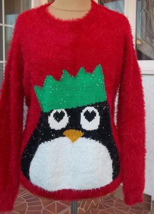 50/52 р кофта свитер джемпер пуловер травка женская