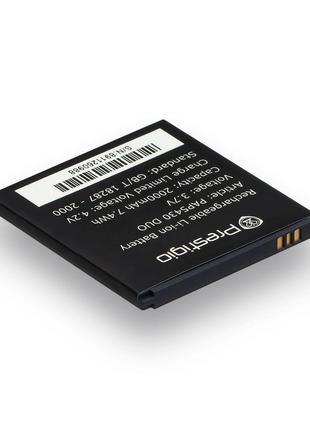 Аккумуляторная батарея Quality PAP5430 для Prestigio MultiPhon...