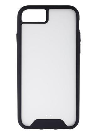 Чехол Space Matte для Apple iPhone 8, iPhone 7, iPhone 6 Black
