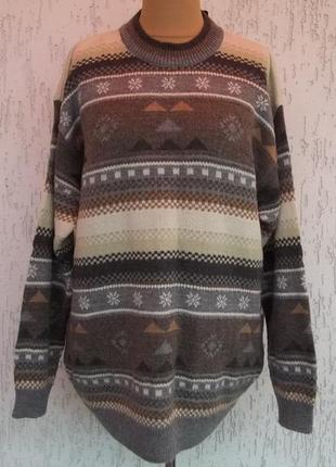 54 р marks spencer свитер кофта джемпер пуловер шерсть мохер