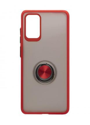 Чехол Totu с магнитным кольцом для Samsung Galaxy S20 Plus SM-...