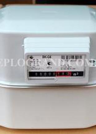 """Газовый мембранный счетчик Elster BK-G 6 MТ (1 ¼"""") с термокомп..."""