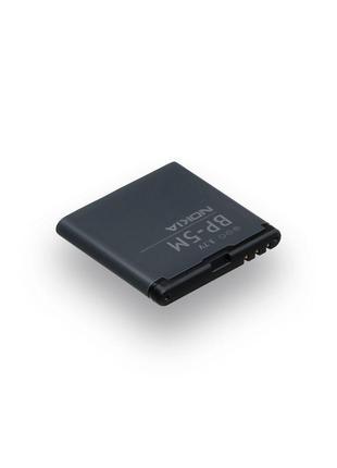 Аккумуляторная батарея Quality BP-5M Nokia 6500 Slide