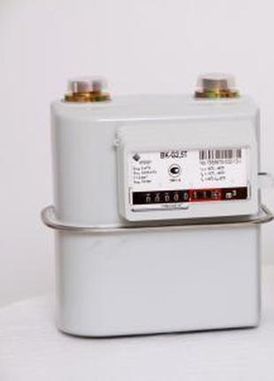 """Газовый мембранный счетчик Elster BK-G 2,5 MТ (1 ¼"""") с термоко..."""