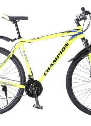 """Champion Велосипед Champion Lector 29"""" 21"""" Неоновый желтый"""