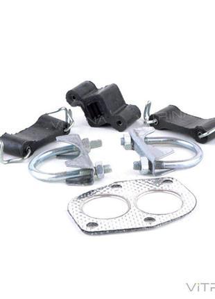 Ремкомплект выхлопной системы ВАЗ 2101-2107 (резинки, хомуты, ...