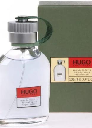 Мужская Туалетная Вода Hugo Boss Hugo Men 150мл (Хьюго Босс Хьюго