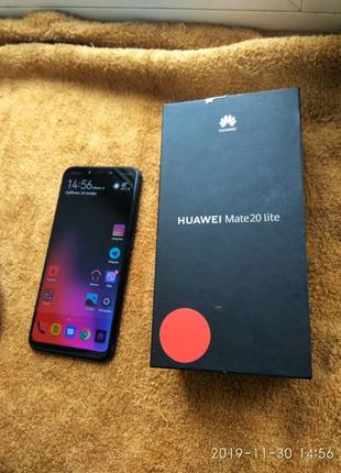 Продам Huawei mate 20 lite