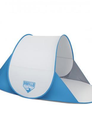 Палатка пляжная тент Secura Beach Tent Bestway 68045 Blue