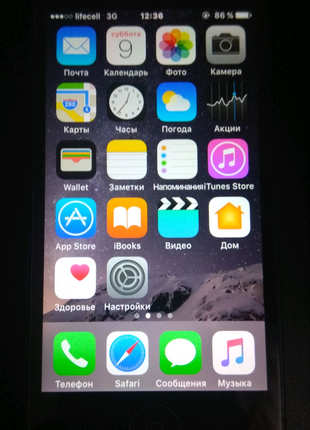 Продам Apple iPhone 5 32gb