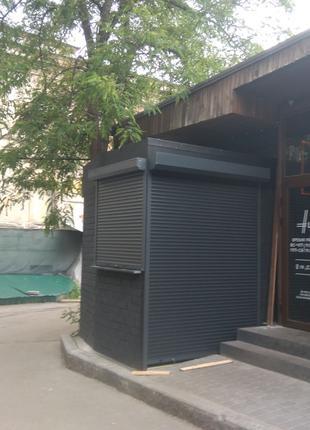 Ремонт защитных ролет в Киеве
