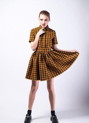 Дизайнерский комплект (блуза + юбка) tago