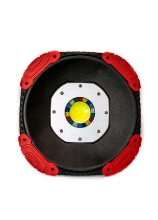 LED Лампа 30W с аккумулятором и USB зарядкой W830