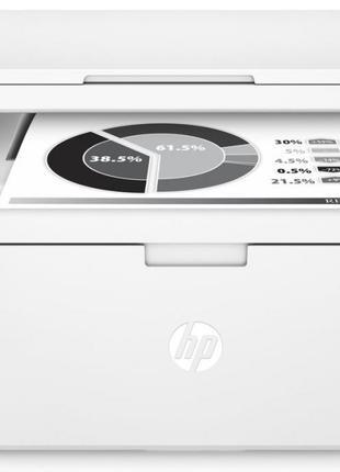 МФУ А4 ч/б HP LJ Pro M130a