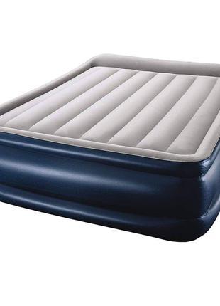Двухспальная надувная кровать Bestway 67614, 152 х 203 х 56, в...