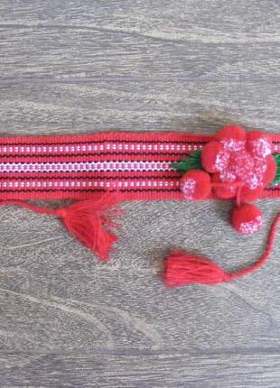 Чильце - повязка на голову для девочки