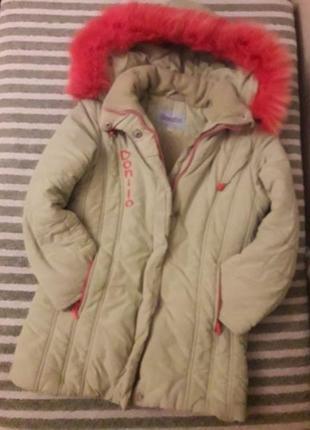 Куртка donilo р.128-134