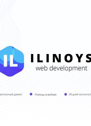 Создаём, разрабатываемся и поддерживаем веб-сайт!