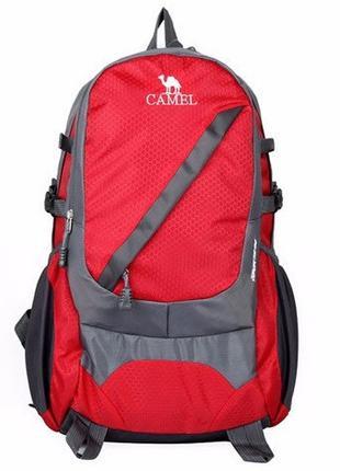Рюкзак походный Camel red