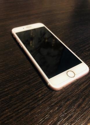 IPhone 6s 64gb R-Sim Rose Gold