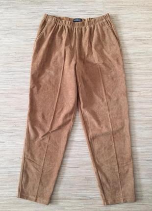 Брюки в стиле кежьюал, домашние штаны, размер англ 14-16, укр ...