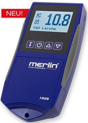 Влагомер для древесины MERLIN WS-25