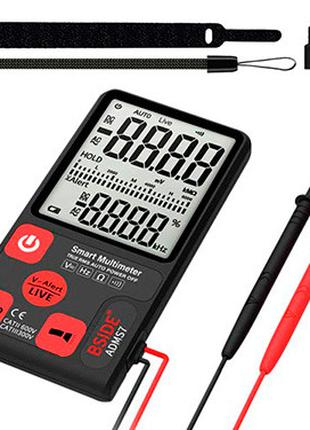 Мультиметр цифровой ультрапортативный BSIDE ADMS7, автовыбор, ...