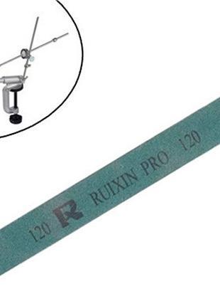 Брусок камень абразивный сменный для точилок Ruixin Pro, 120 грит