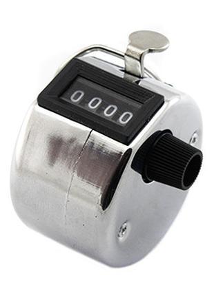 Ручной 4-разрядный счетчик, 0000-9999
