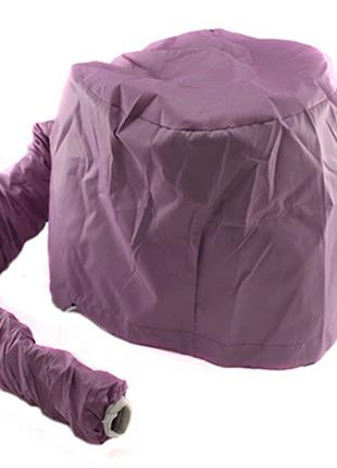 Шапка термо-колпак для сушки волос феном