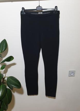 Базовые плотные штаны с высокой посадкой wolford
