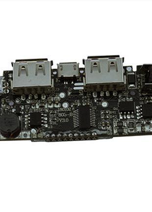 Контроллер зарядки Li-ion батарей 18650 для Power Bank, ЖК-дис...
