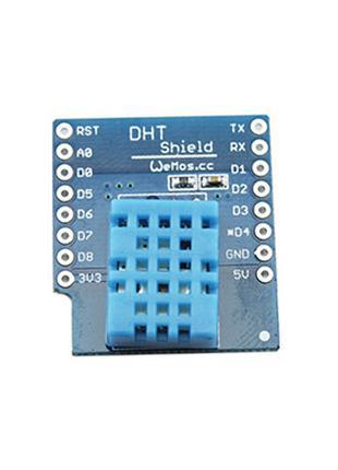 Датчик температуры, влажности DHT11 для Wemos D1