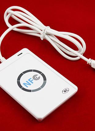 USB RFID ID РЧИД считыватель, редактор ACR122U смарт-карт Mifa...