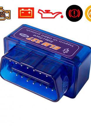 Автомобильный сканер ELM 327 mini Bluetooth, адаптер для диагн...