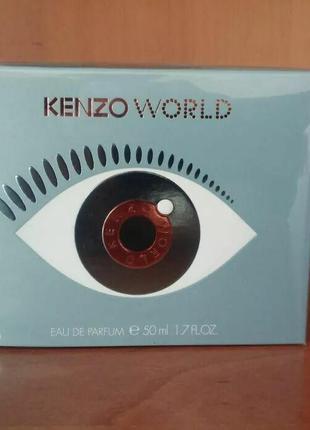 Духи женские KENZO WORLD (Eau De Parfum)