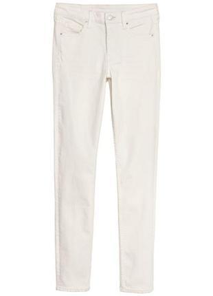 H&m женские джинсы скинни