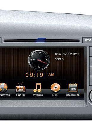 Штатная магнитола Honda Civic (4D) 2012+