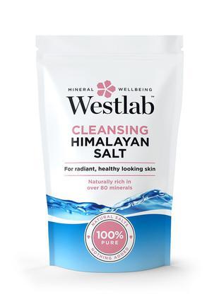 Гималайская розовая соль, минеральная соль для ванн Westlab ( ...